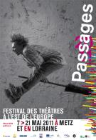 Photo : Le festival Passages à Metz